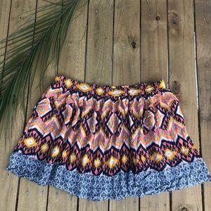 Xhilaration skirt size XL